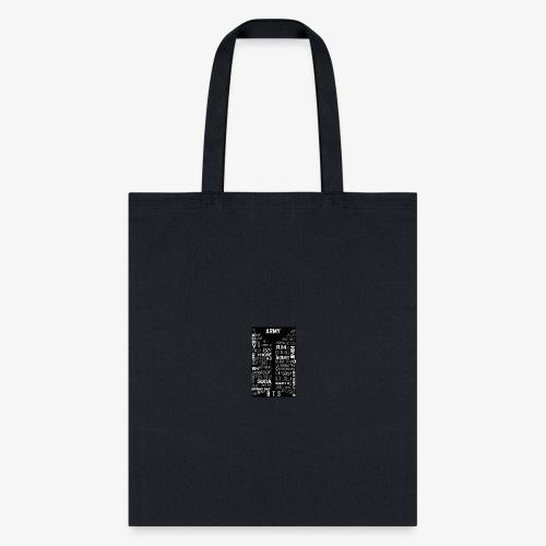 BTS logo - Tote Bag
