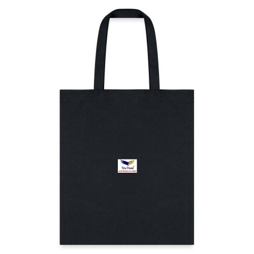 trutrst logo - Tote Bag
