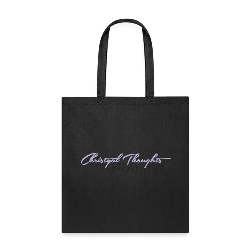 Christyal Thoughts C3N3T31 CP - Tote Bag