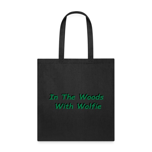Text Only Logo - Tote Bag