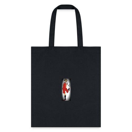 Anime soccer - Tote Bag