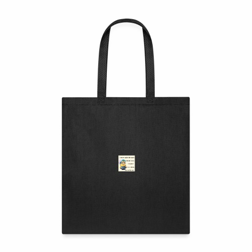 mistake - Tote Bag