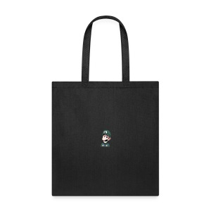 Luigi from (Mario)The Music Box By Team Ari - Tote Bag