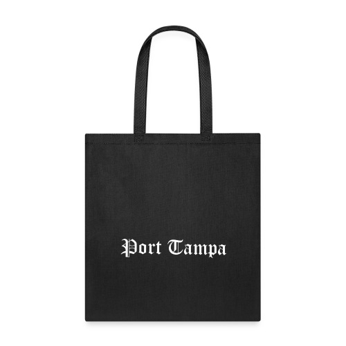 port tampa - white - Tote Bag