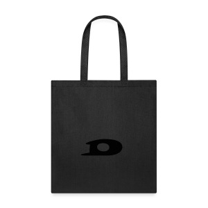 ORIGINAL BLACK DETONATOR LOGO - Tote Bag