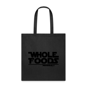 WHOLE_FOODS_STAR_WARS - Tote Bag