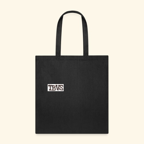 TBVS Box Logo - Tote Bag