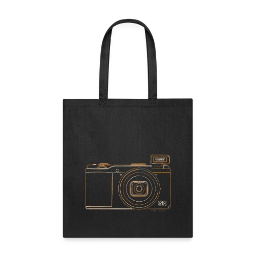 GAS - Ricoh GR - Tote Bag