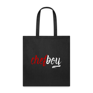 Chefboy Red/White - Tote Bag
