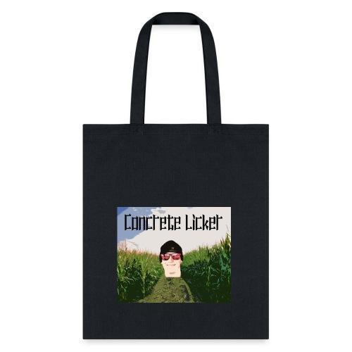 The Concrete Licker - Tote Bag