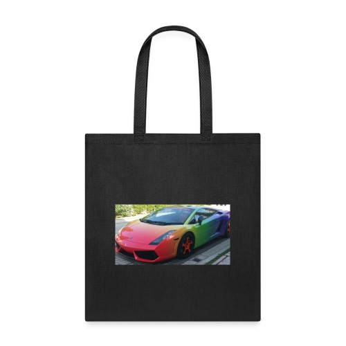 Lamborghini long sleeve - Tote Bag