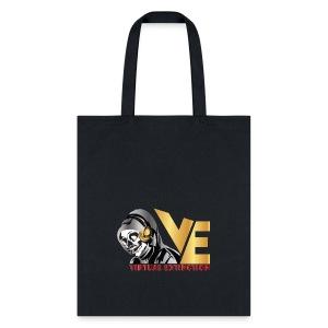 transparent two - Tote Bag
