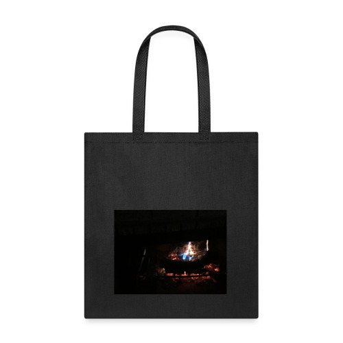 colorful flames - Tote Bag