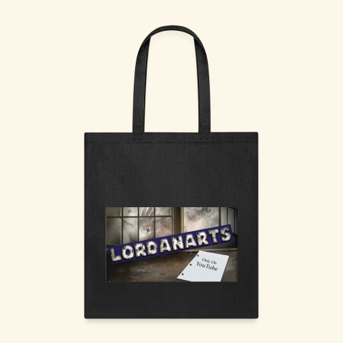 LordanArts Channel Banner - Tote Bag