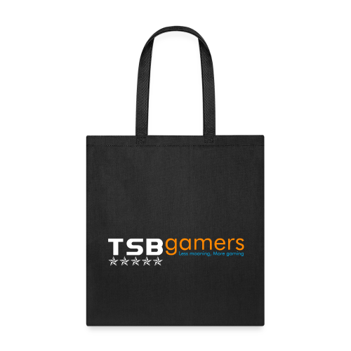 TSB White Website Logo FullColor - Tote Bag