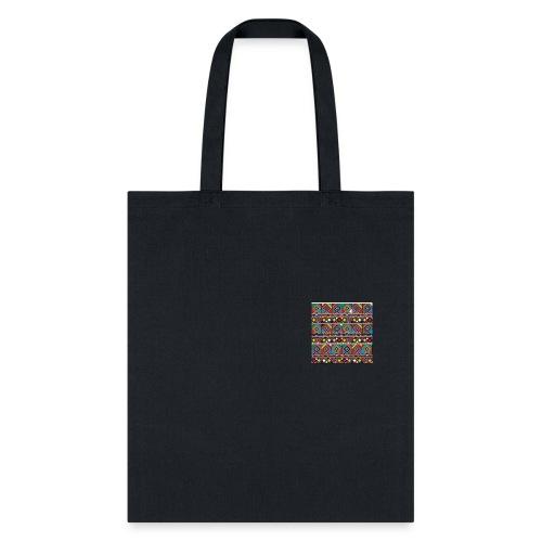 Afrikanische Ethno Fliesen - Tote Bag