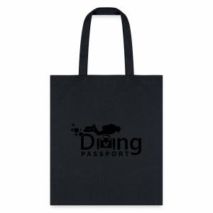 Diving Passport - Tote Bag