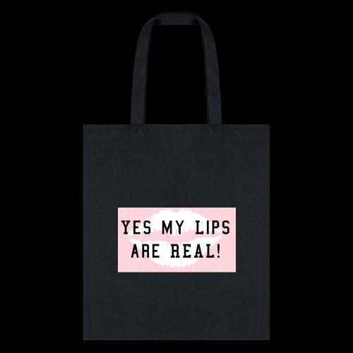 lips - Tote Bag