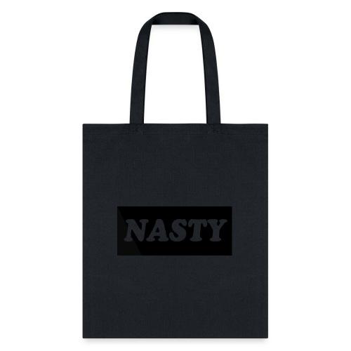NASTY logo - Tote Bag