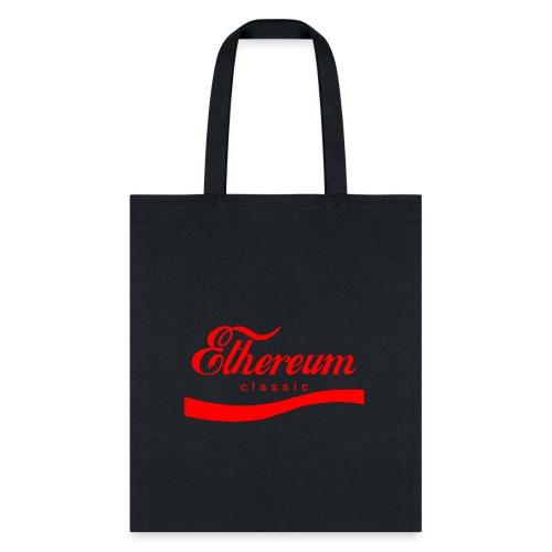Ethereum Classic - Tote Bag