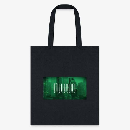 FuzeWolf-Stay Salty - Tote Bag