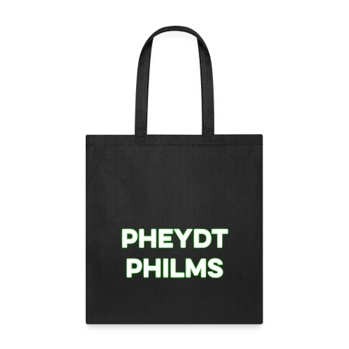 Pheydt Philms Merch - Tote Bag