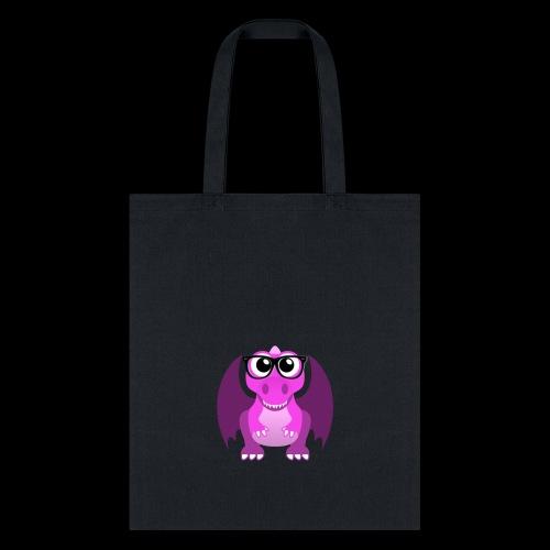 AntiChat Pink Dragon Avatar - Tote Bag