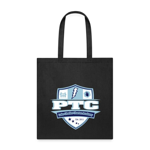 LCCA LOGO grey - Tote Bag