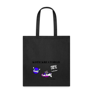 KOTICKREATORGD (Fan Request) Brand - Tote Bag