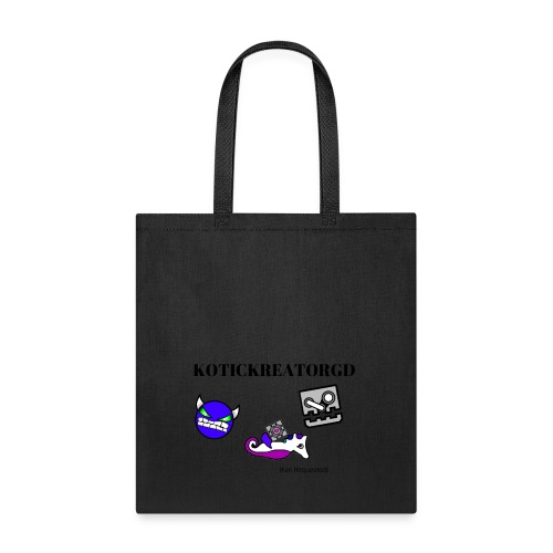 KOTICKREATORGD (Fan Request) Brand - Tote Bag