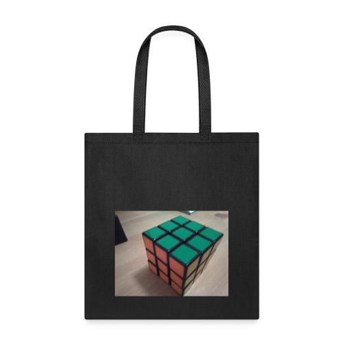 My Puzzle Cube - Tote Bag