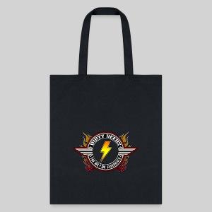 Dirty Deeds Flame Emblem - Tote Bag