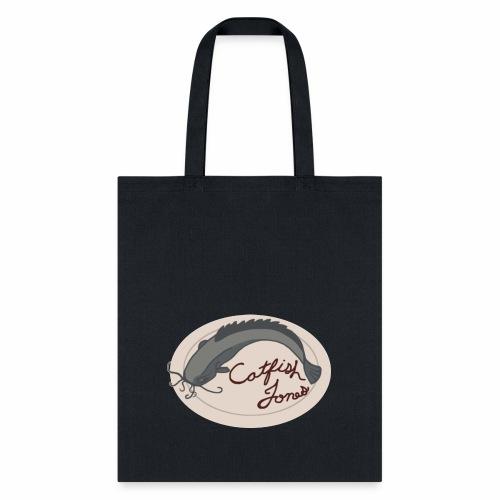 Fish Painting - Tote Bag