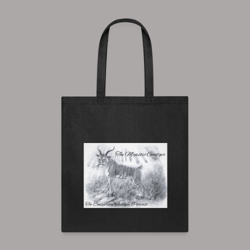 The Majestic Goatger - Tote Bag