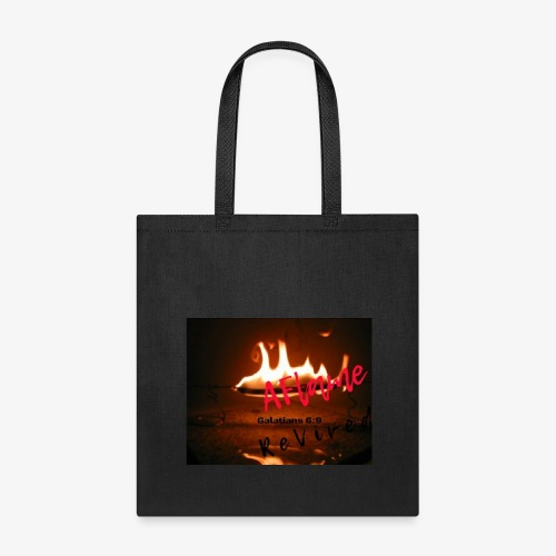 A Flame Revived - Tote Bag