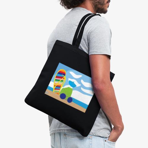Fun in the Sand - Tote Bag