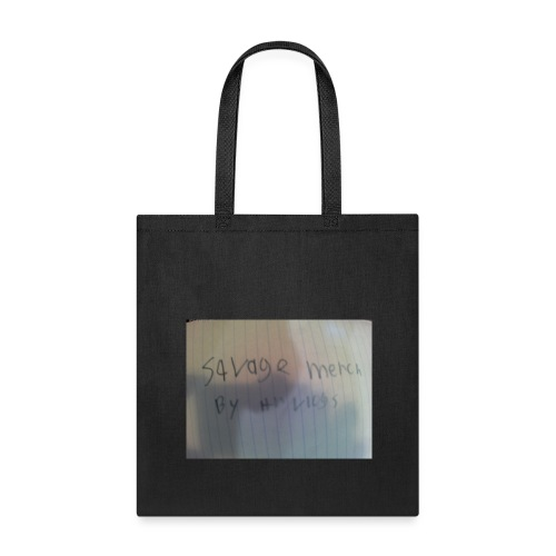 savage merch - Tote Bag