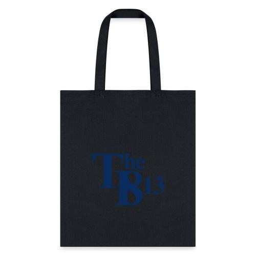 TBisthe813 BLUE - Tote Bag