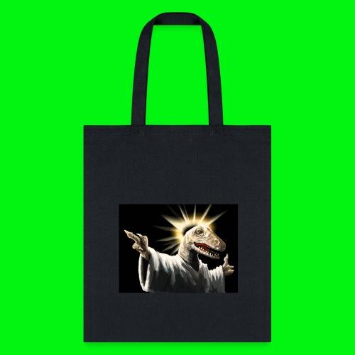 Raptor Jesus - Tote Bag