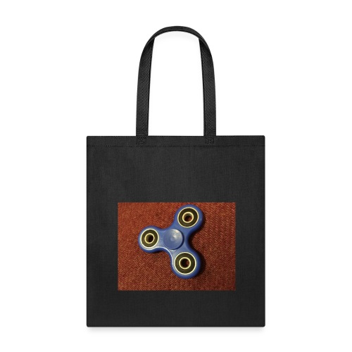 Fidget spinner merch - Tote Bag