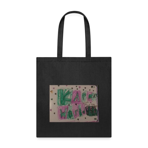 Kids and adults - Tote Bag