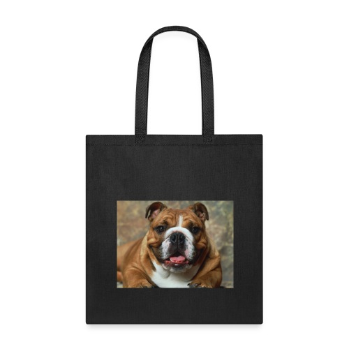 Bulldog Time - Tote Bag