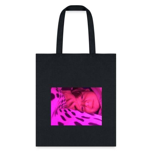 Purple under my bed - Tote Bag