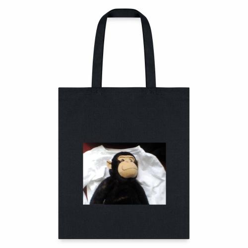The monkey baconhair no - Tote Bag