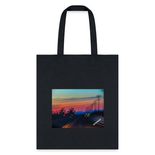 Lone Road - Tote Bag