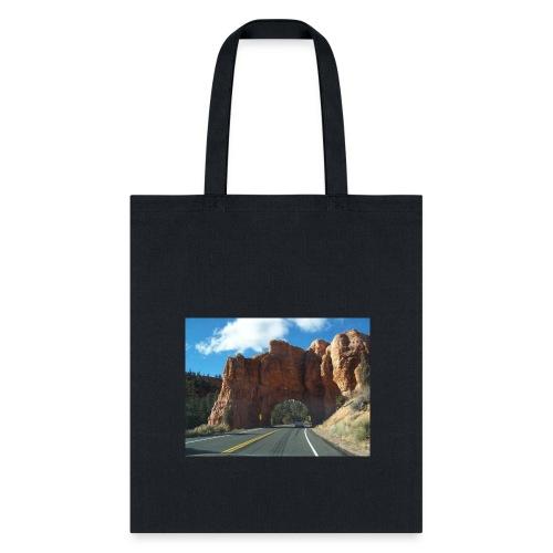 The Arch of Utah roadtrip - Tote Bag
