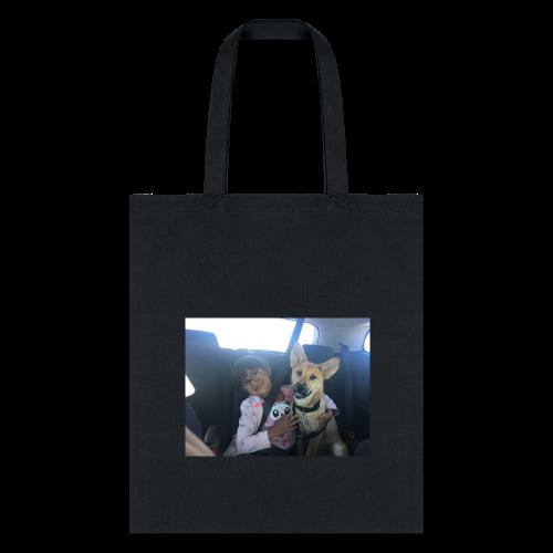 jaxyn and izzy warm marker - Tote Bag
