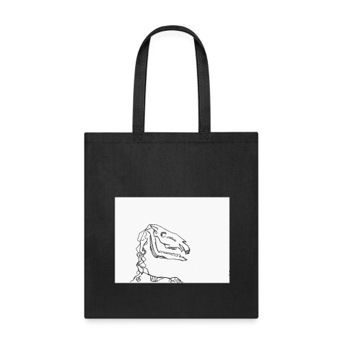 Horse skeleton shirt - Tote Bag