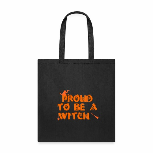 Proud to be a witch - Tote Bag