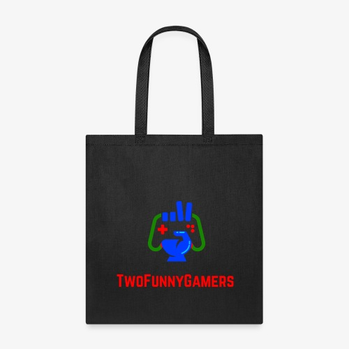 TwoFunnyGamers - Tote Bag
